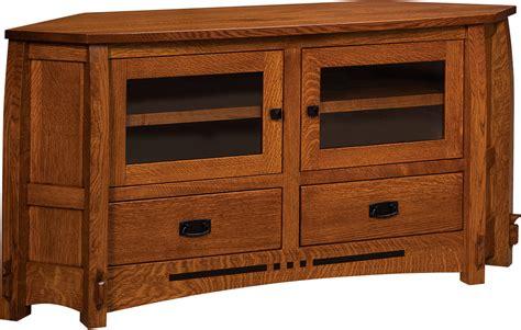 corner tv cabinet corner tv cabinets and stands brandenberry amish furniture
