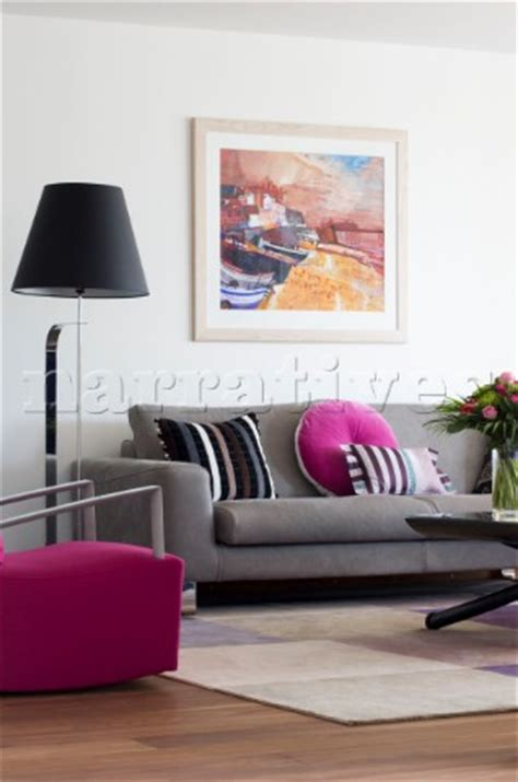 black and grey sofa cushions rs020 05 pink armchair and cushions with grey sofa an
