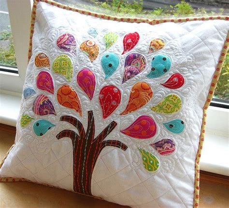 Patchwork Pillow Patterns - 17 best images about obviously addicted to cushions on