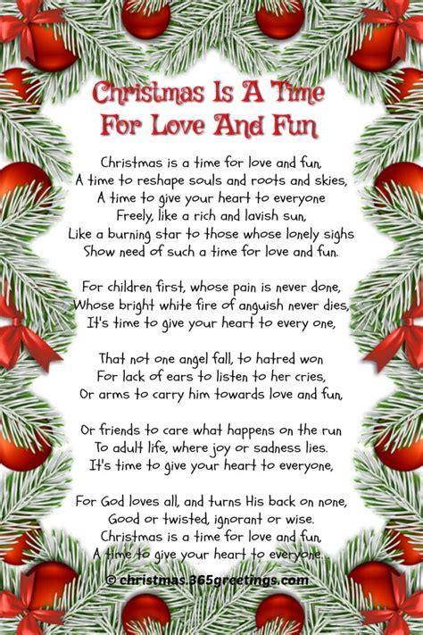 short christmas poems picture christmas celebration   christmas