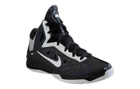 womens white basketball shoes new womens nike zoom hyperchaos 535273 001 black white