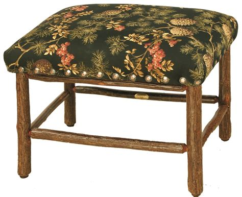hickory bench old hickory yellowstone bench lodge craft
