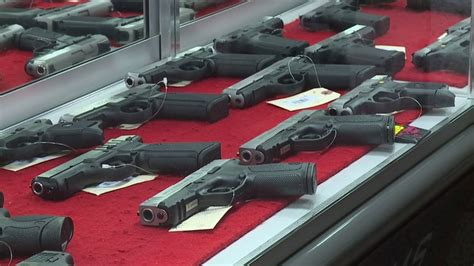 Gun Sales Background Check Record Firearm Background Checks Sales On Black Friday Wnep