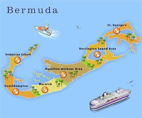 map of bermuda and us 69 best images about caribbean bermuda maps on