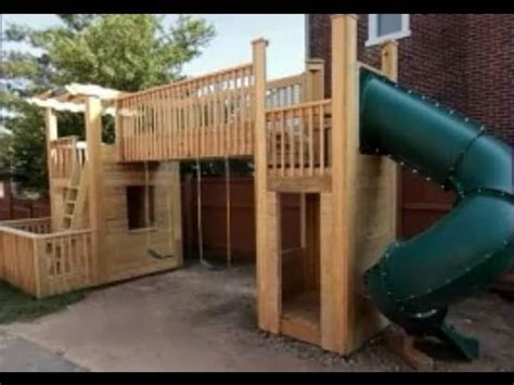 build  playhouse detailed plans  instructions