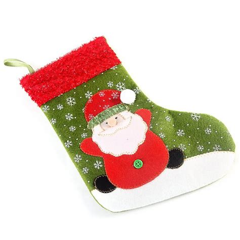 christmas sock popular christmas fireplace decorations buy cheap