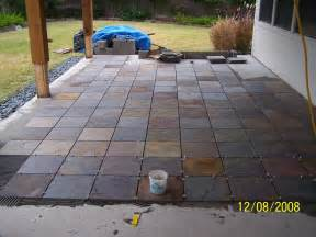 Patio Flooring Options by Outdoor Patio Flooring Options Trim Paint And New
