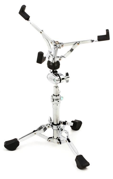 tama snare stand hs800w tama hs800w roadpro snare stand omni tilter