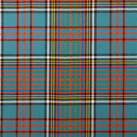 what is tartan anderson ancient light weight tartan fabric lochcarron