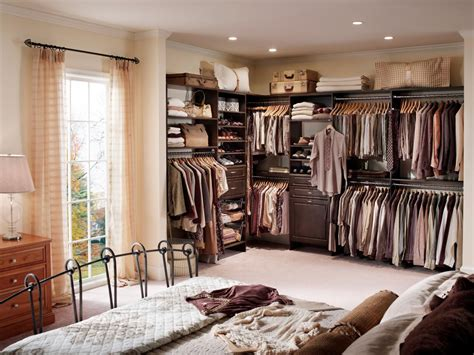 how to design a closet top 3 styles of closets hgtv