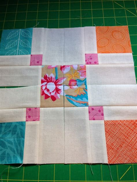 Nine Patch Quilt Tutorial by A Few Scraps Disappearing Nine Patch Improved