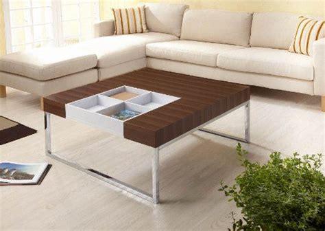 enitial lab pollard square storage coffee table living enitial lab chester coffee table with display tray walnut