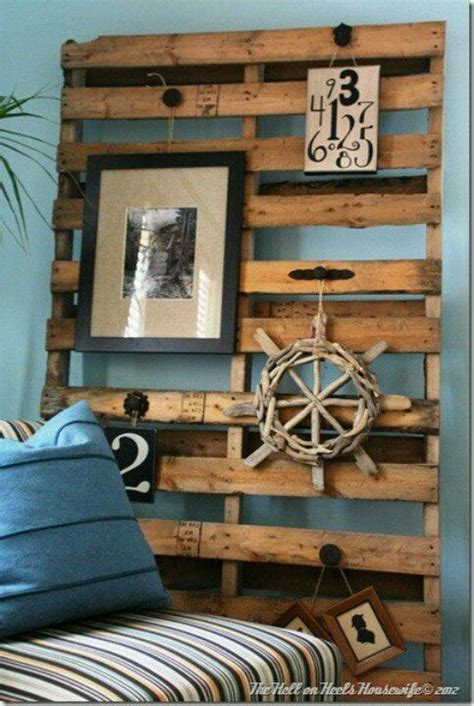 rustic wall nautical theme 3 interior
