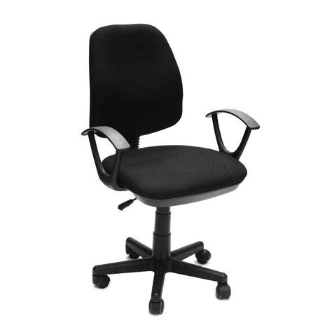 sillas giratoria silla giratoria nueva viena negra promart