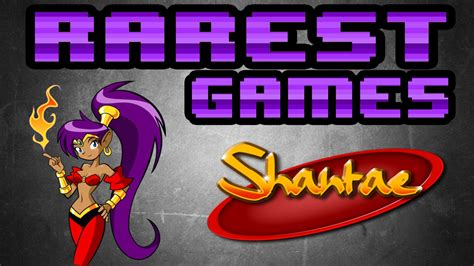 shantae gameboy color rarest shantae gbc