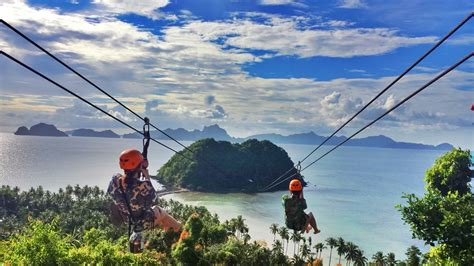 zip line the most scenic places in the philippines to zip line