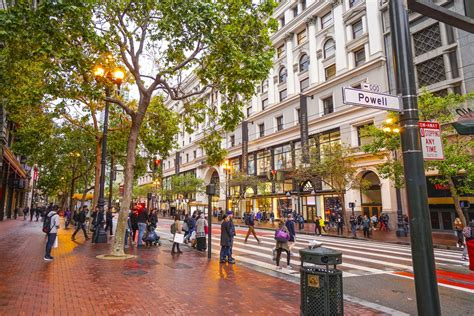 House Design Los Angeles by New Plan Would Ban Cars On Market Street Curbed Sf