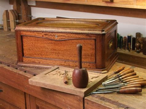 making  hand tool chest part  australian wood review