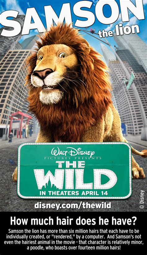 film disney wild wild the wild character posters and facts animated views