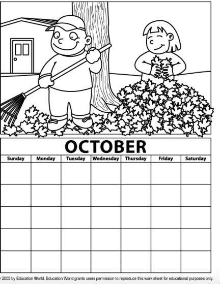 printable calendar education world 65 best templates printables images on pinterest