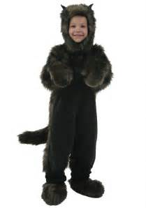 Dog costumes for kids child black dog costume
