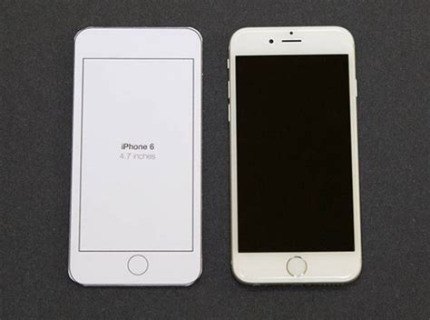 Iphone 4 Printable Template