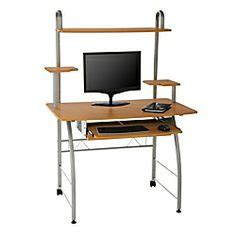 Limble Ii Computer Desk Blanchard Realspace 174 Limble Ii Computer Desk 39 3 8 Quot H X 46 Quot W X 21 1 2 Quot D Birch For The