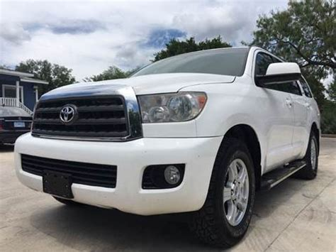 Toyota Sequoia For Sale By Owner 2008 Toyota Sequoia For Sale Carsforsale