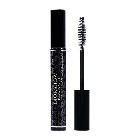 Diorshow Blackout Waterproof Mascara Expert Review diorshow blackout waterproof mascara feelunique