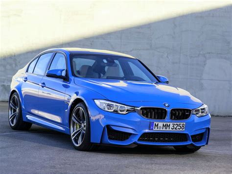bmw m3 2015 bmw m3 sedan review