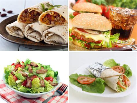 Jual Makanan Cepat Saji Tradisional inilah 5 jenis makanan cepat saji yang tergolong sehat