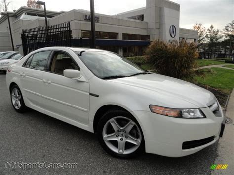 2006 Acura Tl For Sale by 2006 Acura Tl 3 2 In White Pearl 033453
