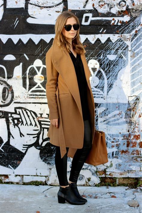 Summer To Fall Coats I Its Just With Me by We Recommend Wearing A Camel Coat An All Black
