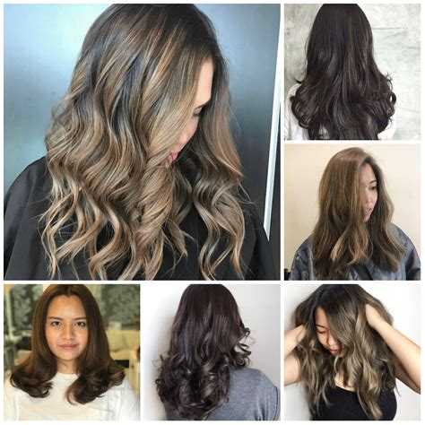 best hair color ideas trends in 2017 2018 page 2 purple hair colors for short hair in 2018 best hair color