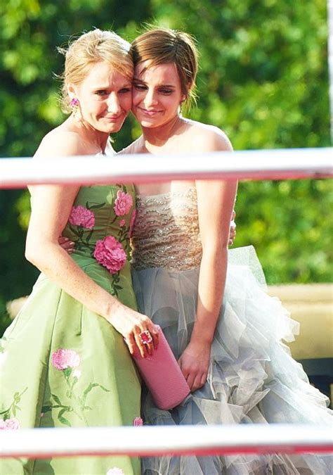 emma watson jk rowling 1000 images about everything harry potter on pinterest