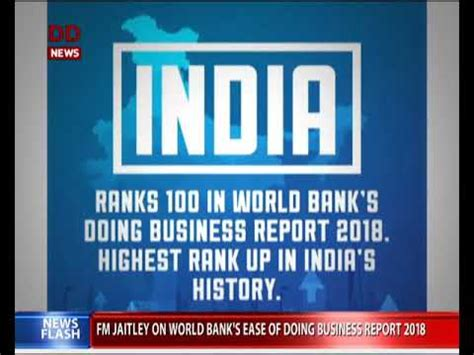 world bank business report world bank releases ease of doing business report 2018