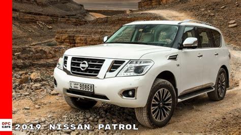 2019 Nissan Patrol by 2019 Nissan Patrol Suv