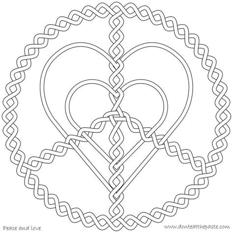 designs to color for celtic design coloring pages coloring home