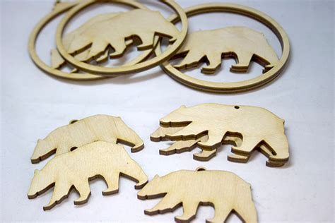 Laser Decorations - bespoke laser uk design and laser cut your own