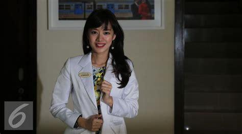 Wanita Gendong Bayi Viral pengalaman ekstrem dokter cantik asal semarang di