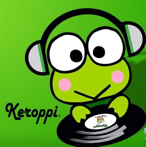 Kero Keropi the gallery for gt keroppi and friends coloring pages