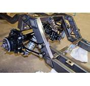 Hot Rod Jims  TriFive C4 Stage 2 Rolling Chassis