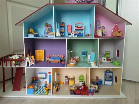 Table De Chevet Fille 657 by Comment Construire Une Maison Playmobil Ij16 Jornalagora