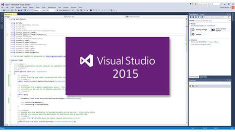 membuat aplikasi android dengan visual studio 2015 download visual basic 2015