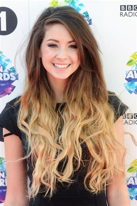 hairstyles for long hair zoella zoella s hairstyles hair colors steal her style page 2