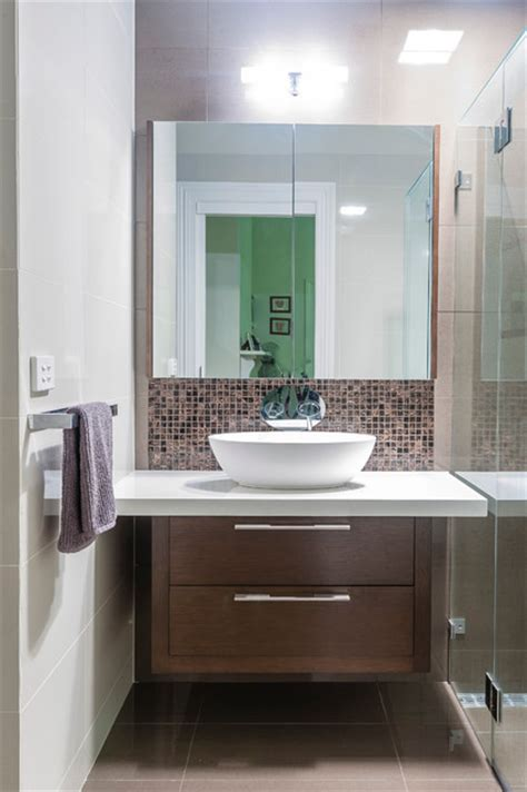 Modern Bathrooms Australia Malvern East Melbourne Australia Modern Bathroom Melbourne By Mal Corboy Design
