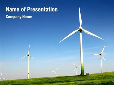 wind energy powerpoint templates wind energy powerpoint