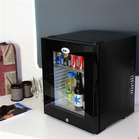 Glass Mini Bar Iceq 24 Litre Glass Door Mini Bar Small Fridges
