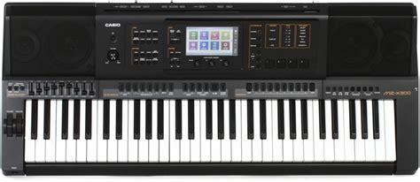 Casio Keyboard Arranger At 3 casio mz x300 61 key arranger sweetwater