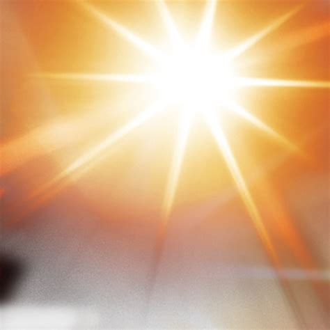 sun glare pattern light effect glare sunlight halo png and psd file for